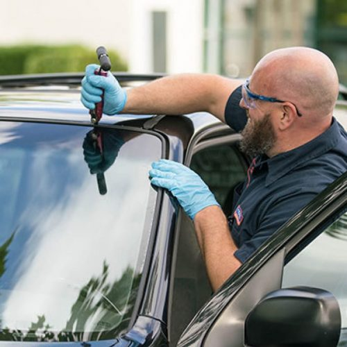 Mobile Windscreen Repairs Novus